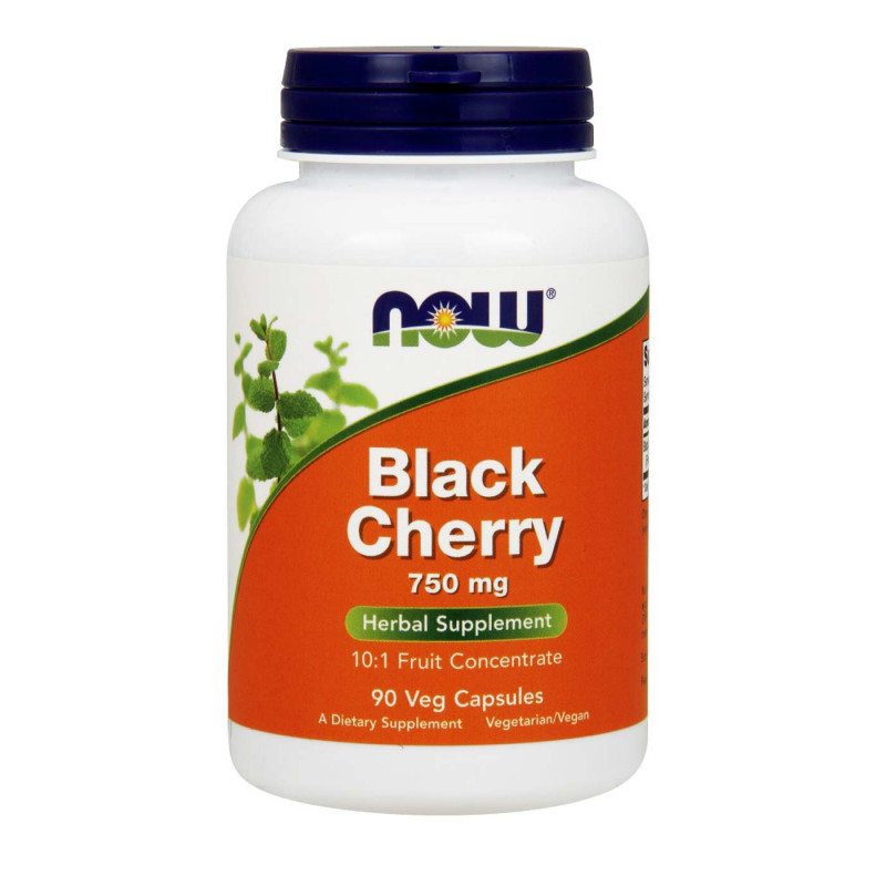 Black Cherry Fruit 750 мг - 90 Капсули