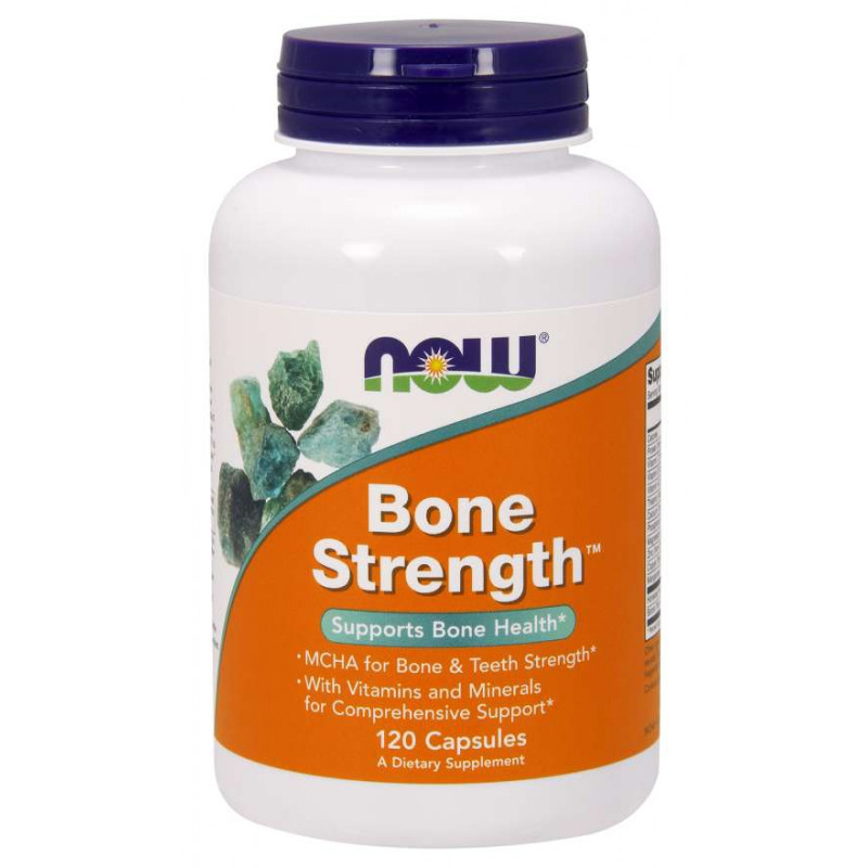 Bone Strength (Формула за Кости) - 120 Капсули