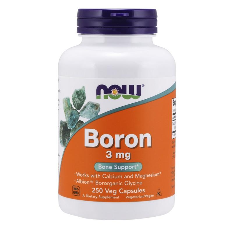 Boron (Бор) 3 мг - 250 Капсули