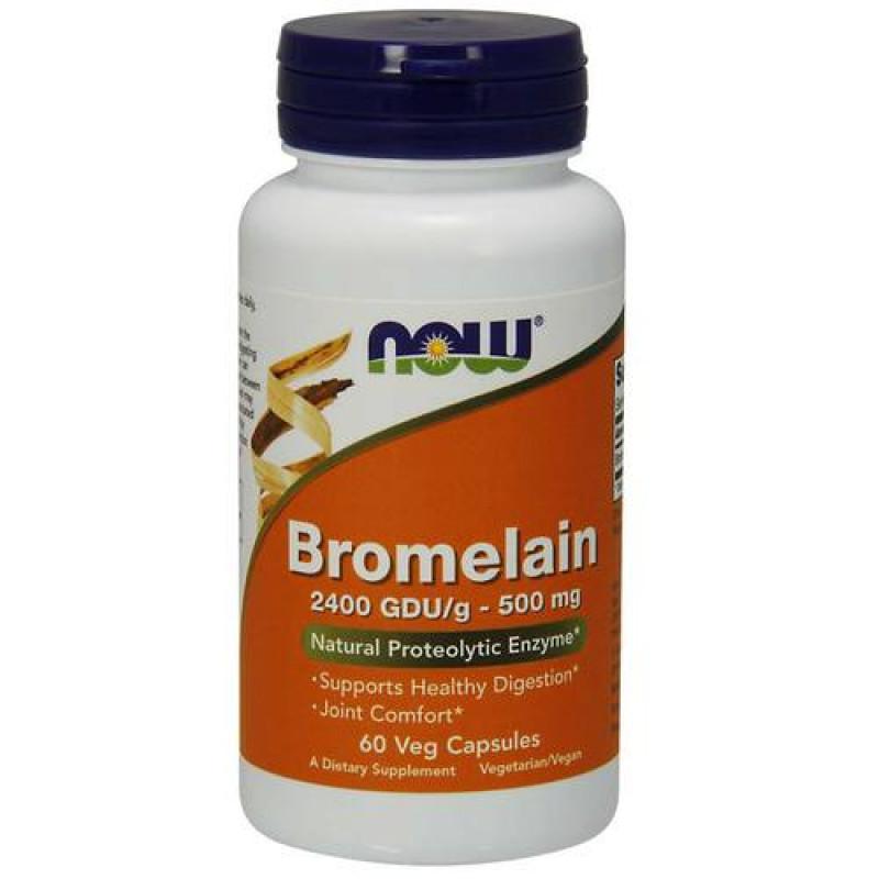 Bromelain 500 мг - 60 Капсули