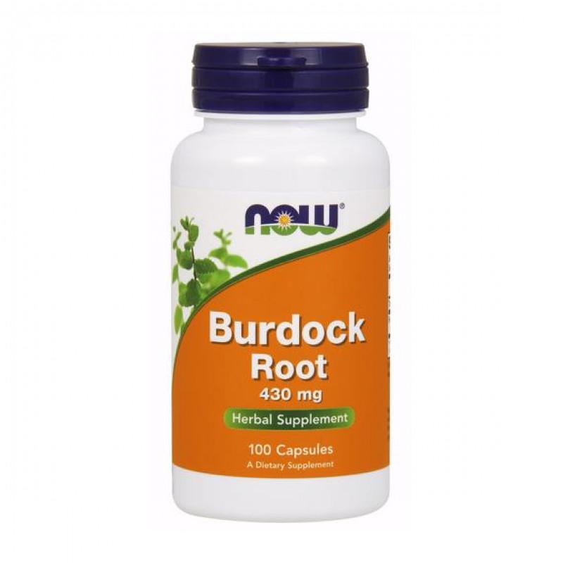 Burdock Root 430 мг - 100 капсули