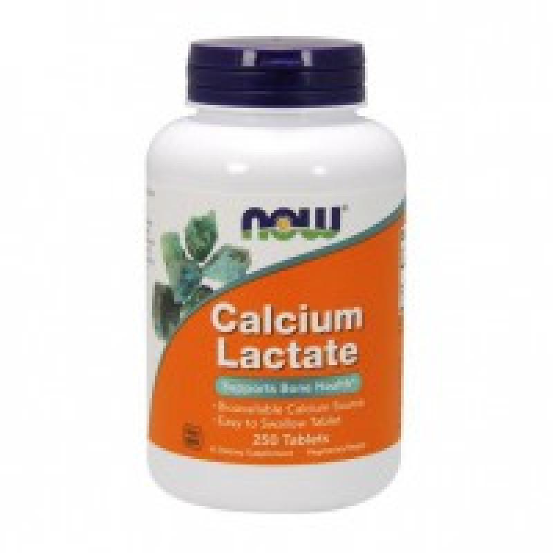Calcium Lactate - 250 Таблетки