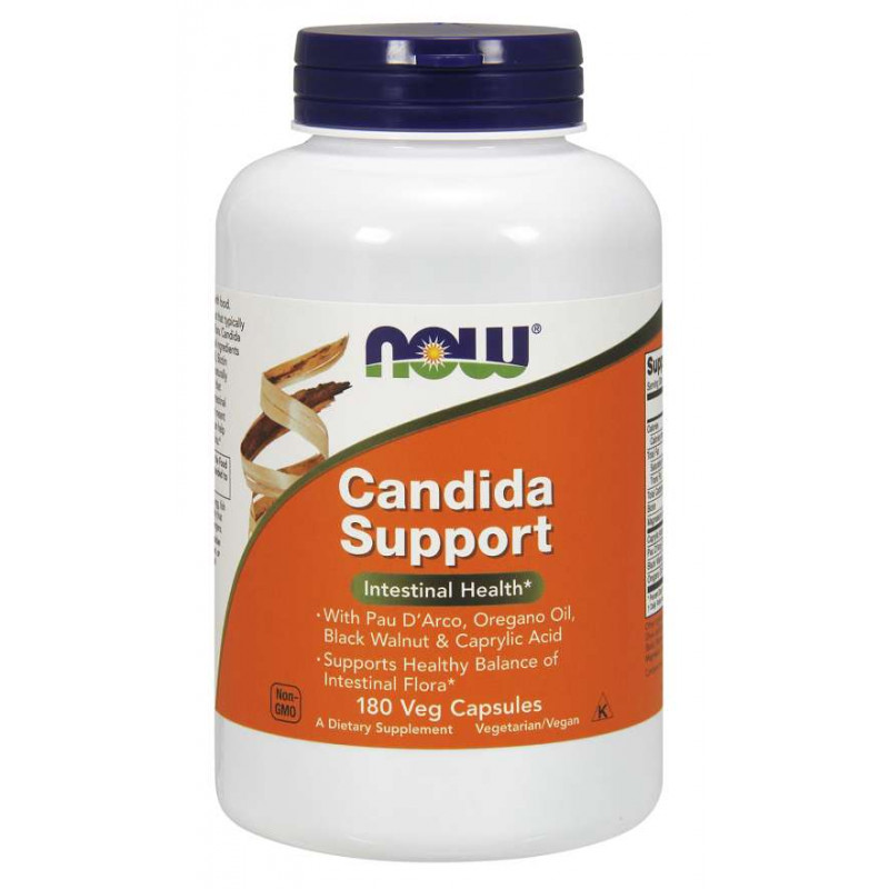 Candida Support - 180 Капсули