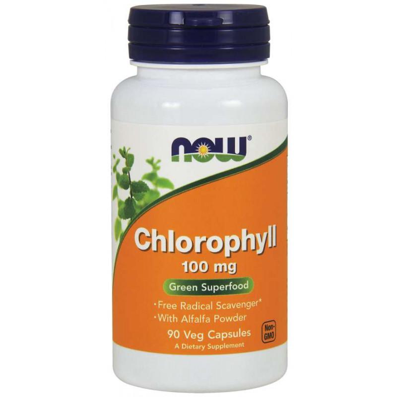 Chlorophyll 100 мг - 90 Капсули