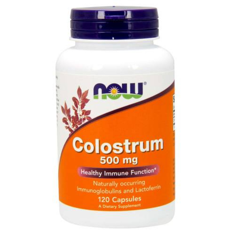 Colostrum (Коластра) 500 мг - 120 Капсули
