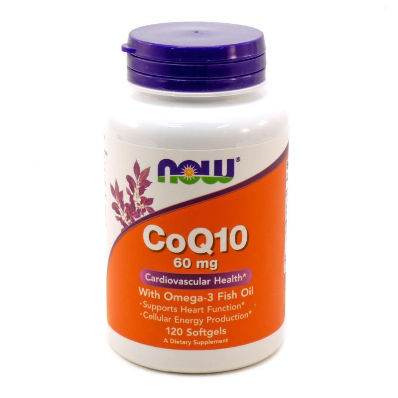 CoQ10 30 мг - 120 Капсули