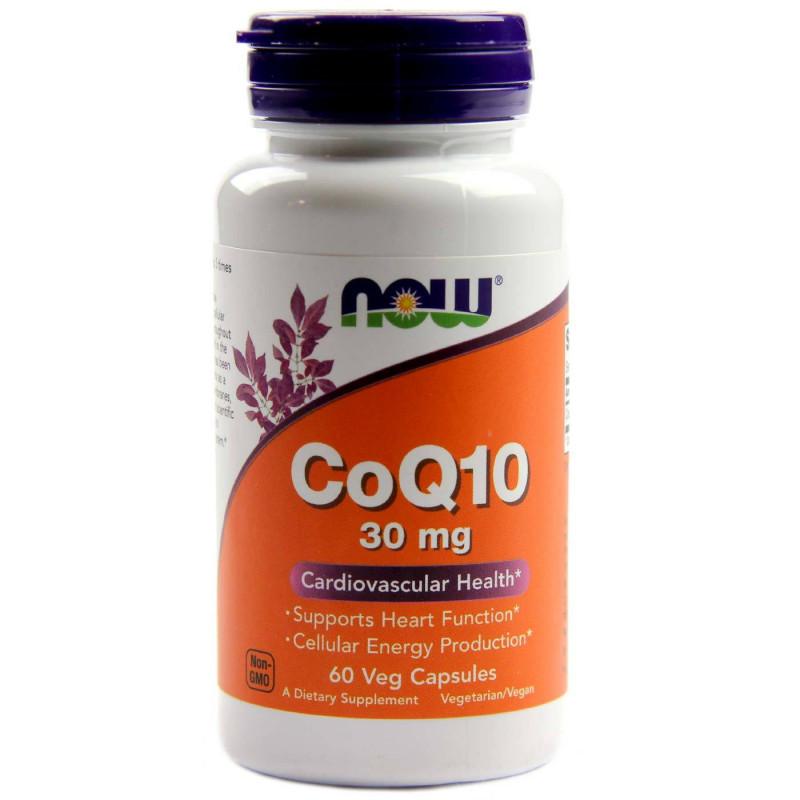 CoQ10 30 мг - 60 Капсули
