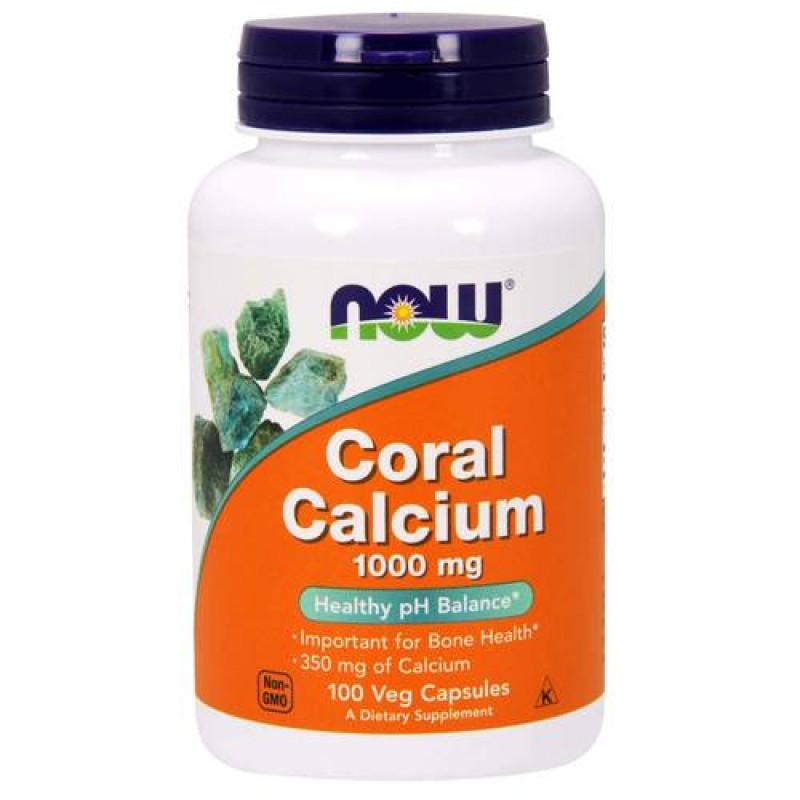 Coral Calcium 1000 мг - 100 Капсули