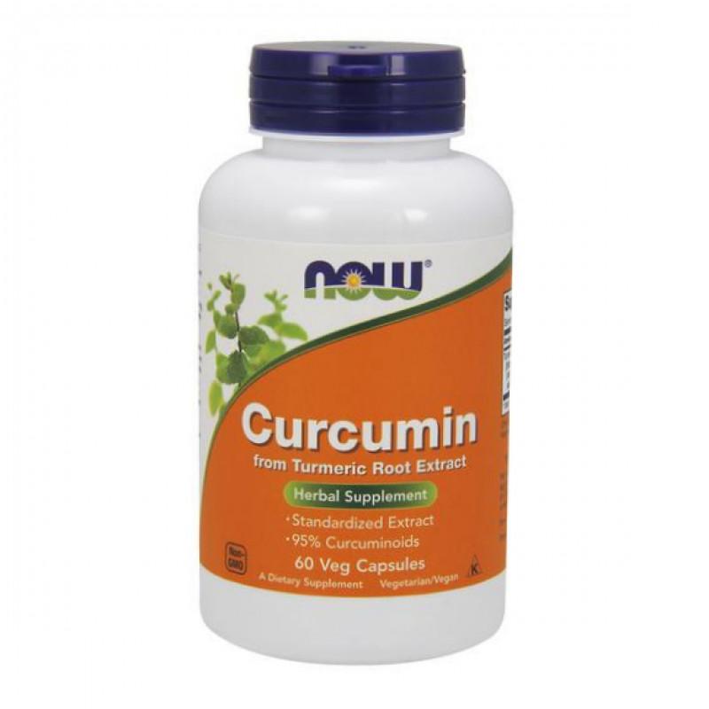 Curcumin - 60 Капсули