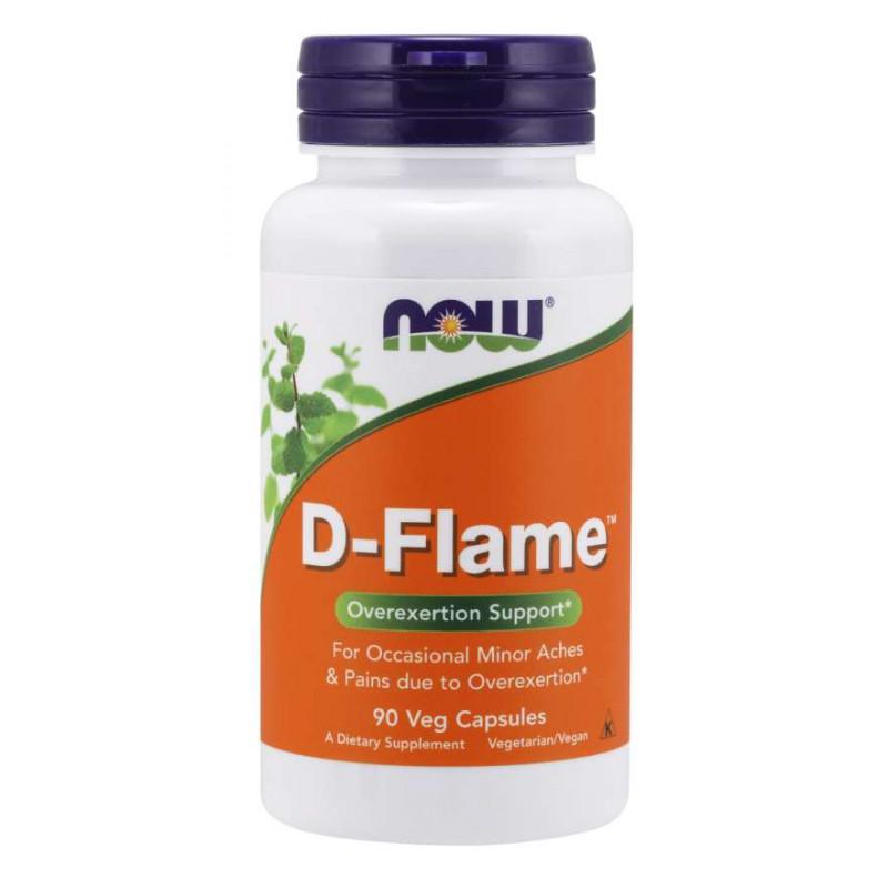 D-Flame™- 90 Veg Capsules