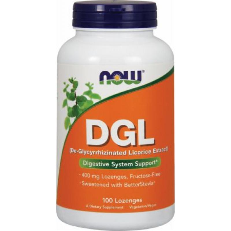 DGL 400 мг - 100 Дражета