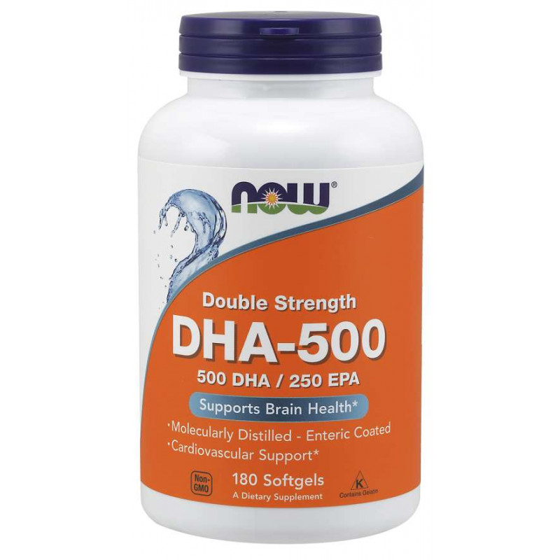 DHA 500 mg - 180 дражета