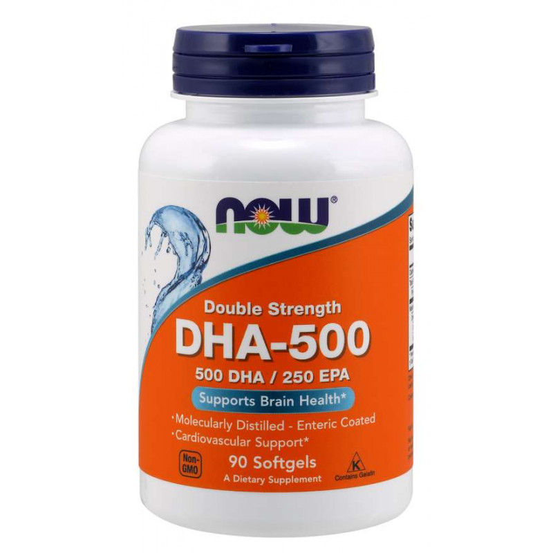 DHA 500 mg - 90 дражета