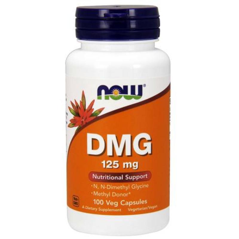 DMG 125 мг - 100 Капсули