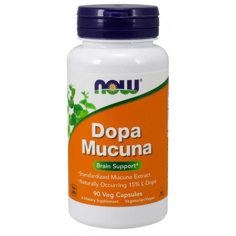 DOPA Mucuna - 90 Капсули