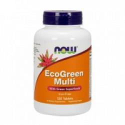 EcoGreen Multi - 120 Таблетки