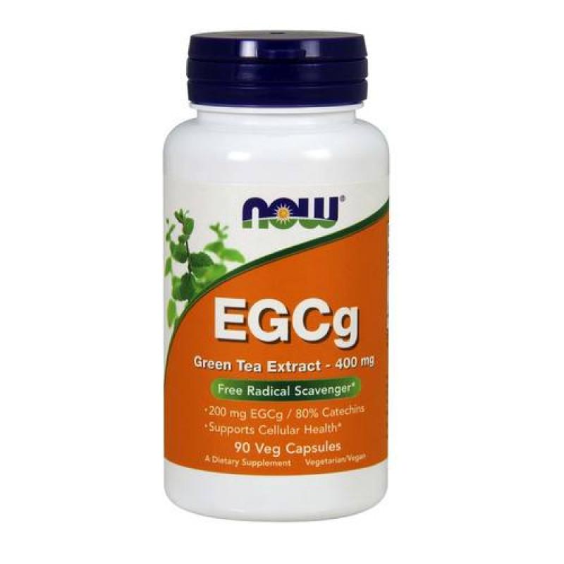 EGCG (Green Tea Extract) 400 мг - 90 Капсули