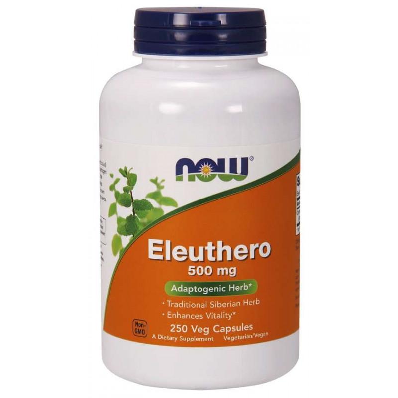 Eleuthero 500 мг - 250 Капсули