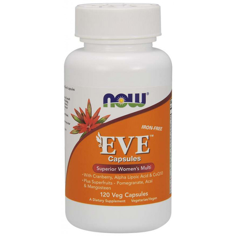 EVE Woman`s Multi - 120 Капсули