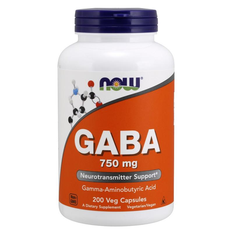 Gaba 750 mg - 200 Vcaps