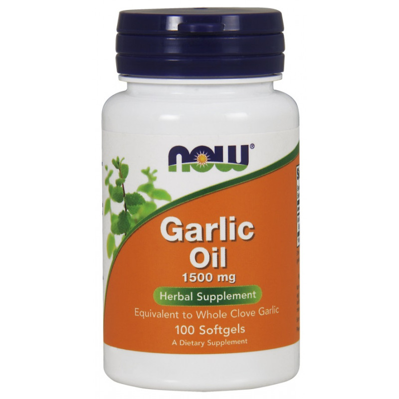 Garlic Oil 1500 mg - 100 дражета