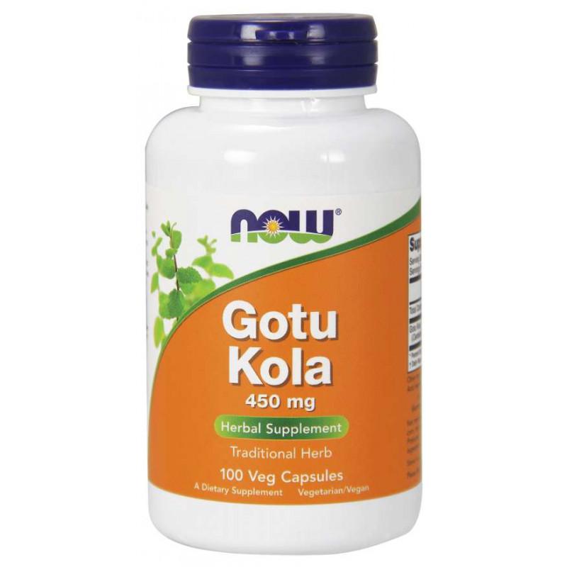 Gotu Kola 450 mg - 100 Vcaps
