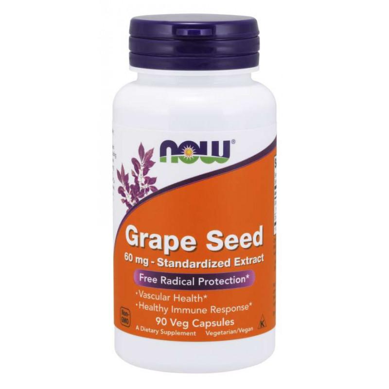 Grape Seed 60 мг - 90 Капсули