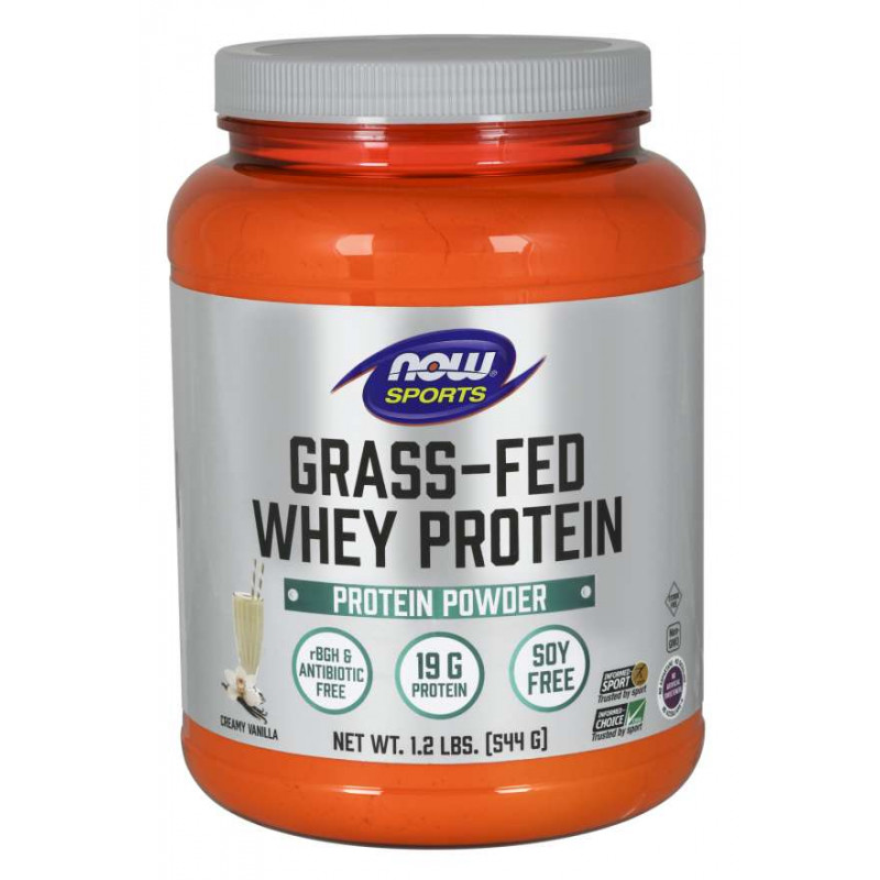 Grass-Fed Whey Protein - 544 g
