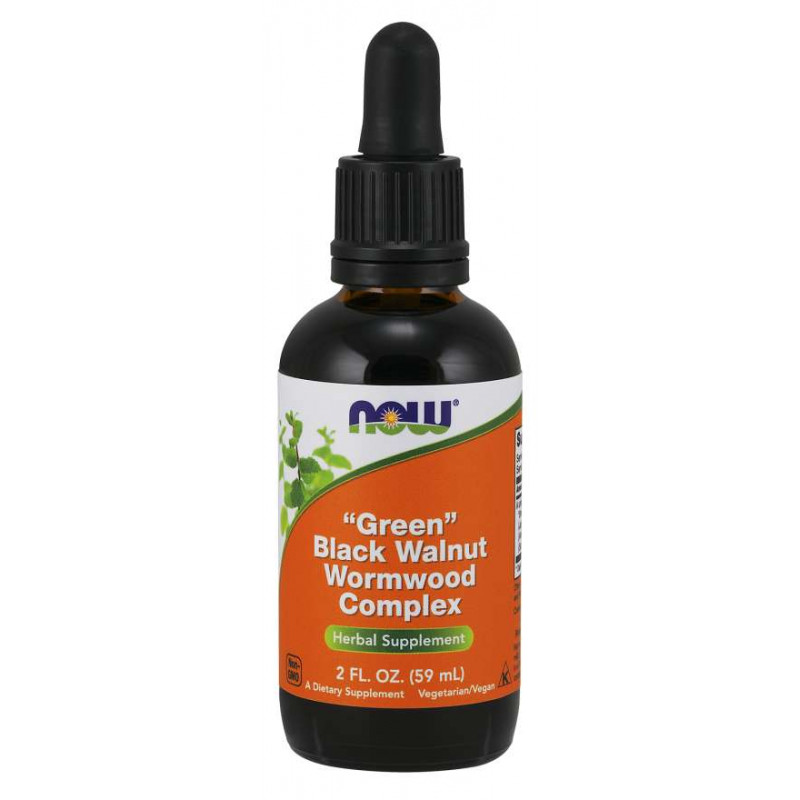 Green Black Walnut Extract - 56 ml