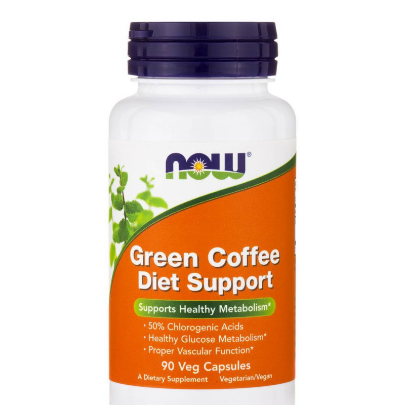 Green Coffee Diet Support - 90 Капсули