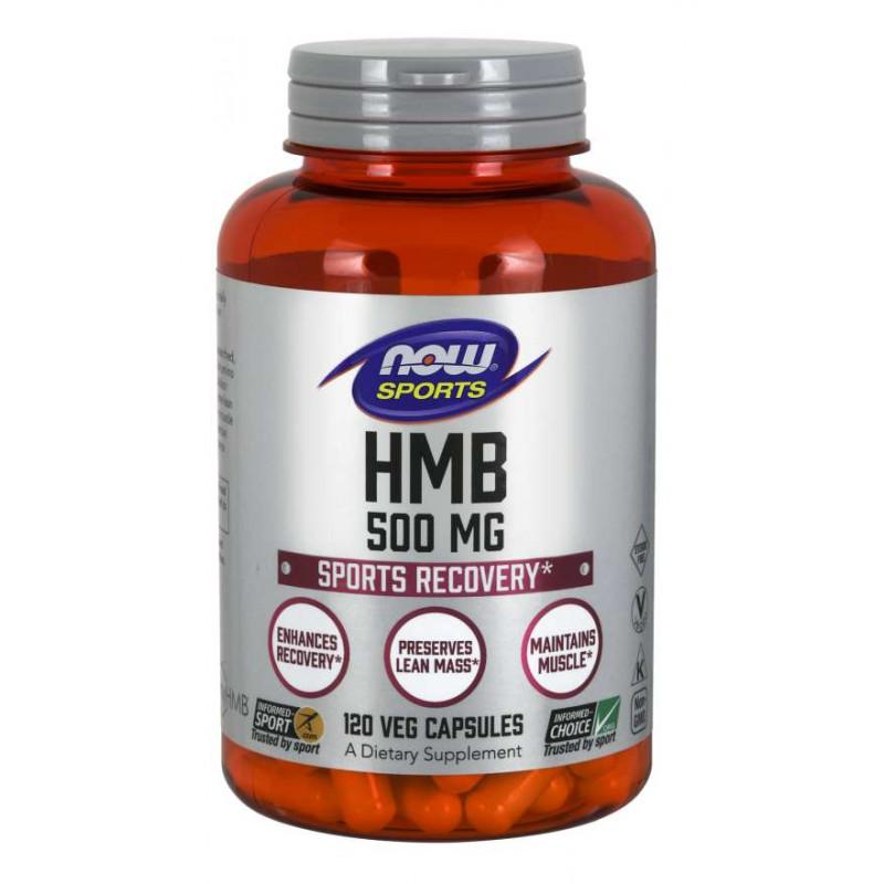 HMB 500 mg - 120 веган капсули