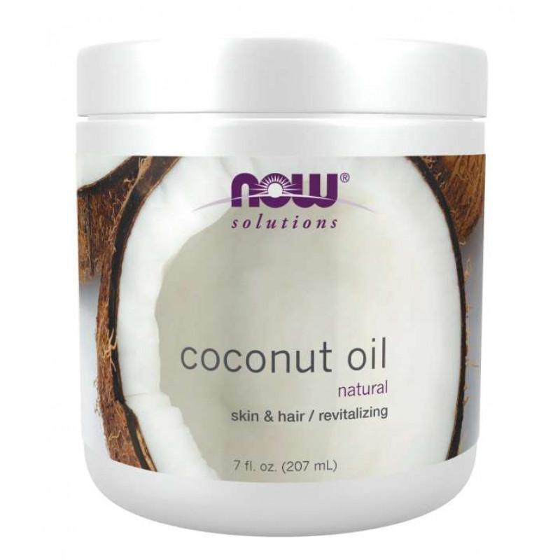 Кокосово масло - PURE COCONUT OIL - 207 ML