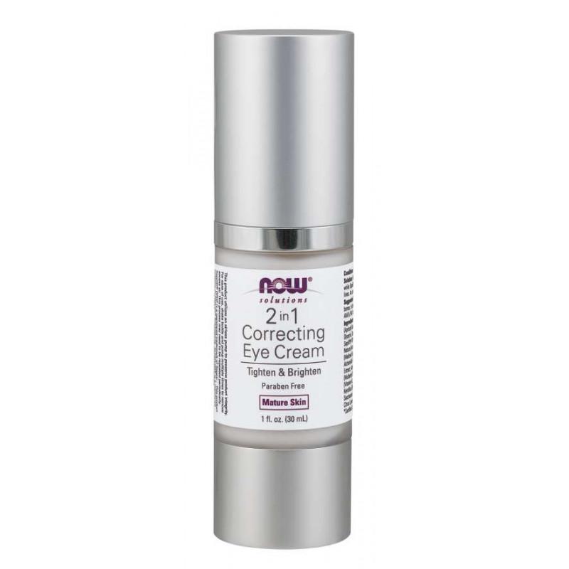Коригиращ крем за очи - 2 IN 1 CORRECTING EYE CREAM - 28 ml