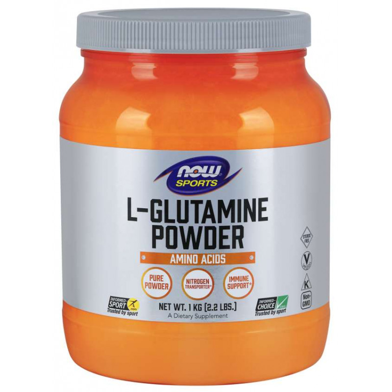 L-Glutamine Powder - 1000 гр