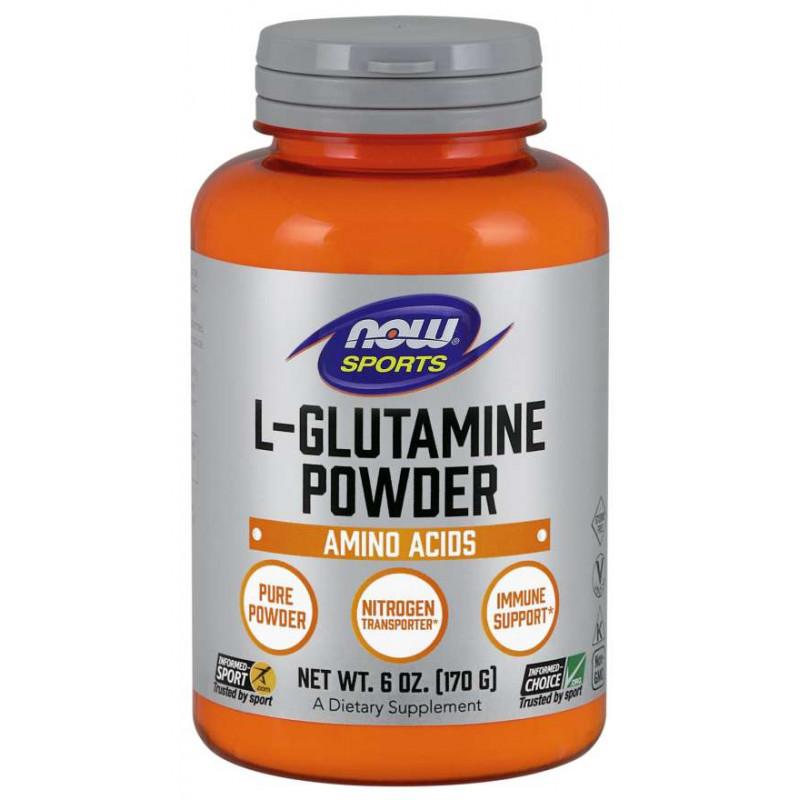 L-Glutamine Powder - 170 гр