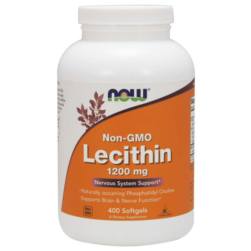 Lecithin 1200 мг - 400 Дражета