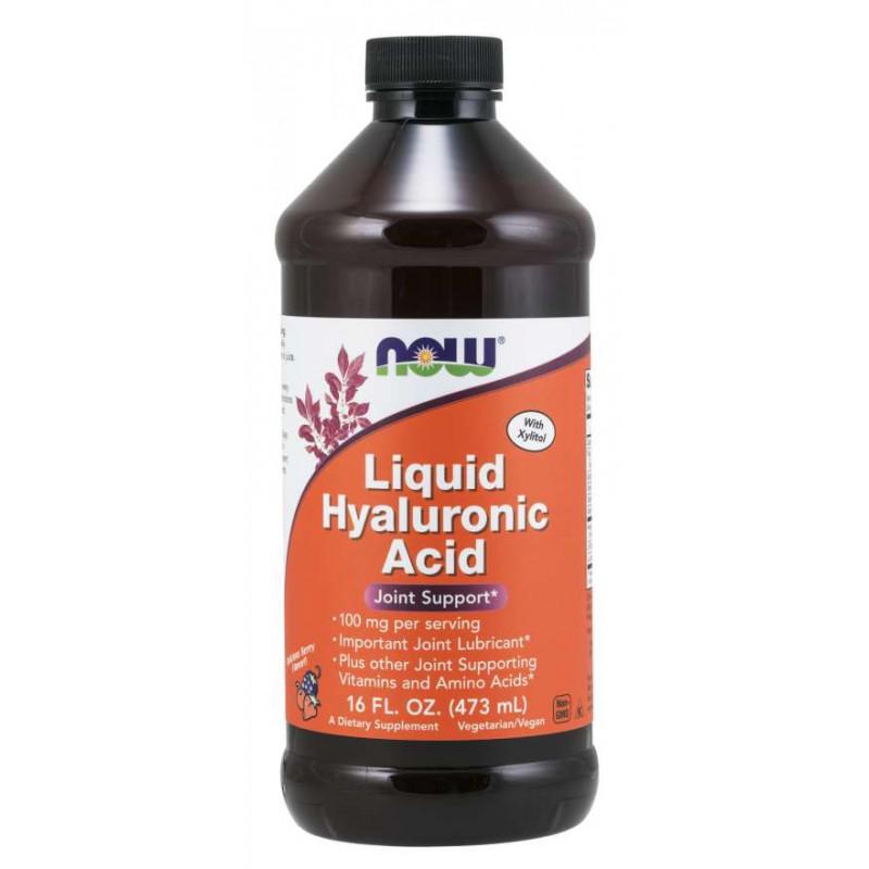 Liquid Hyaluronic Acid Plus - 473 ml