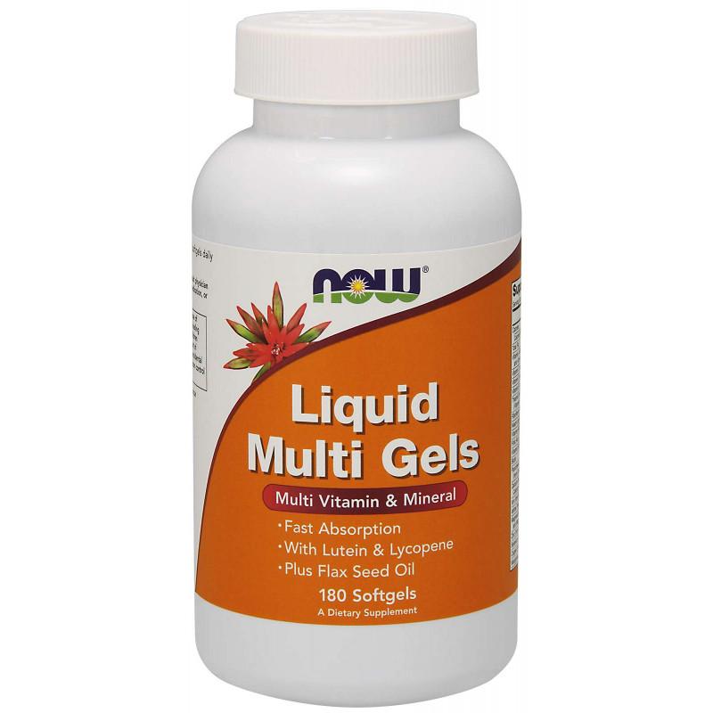 Liquid Multi Gels - 180 Дражета