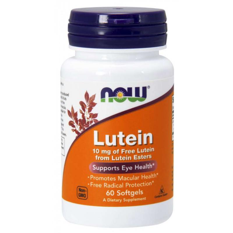 Lutein 10 mg - 60 Дражета