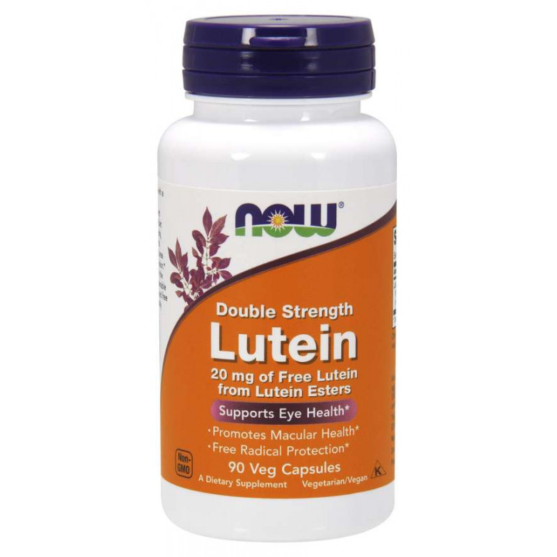 Lutein 20 mg - 90 vcaps