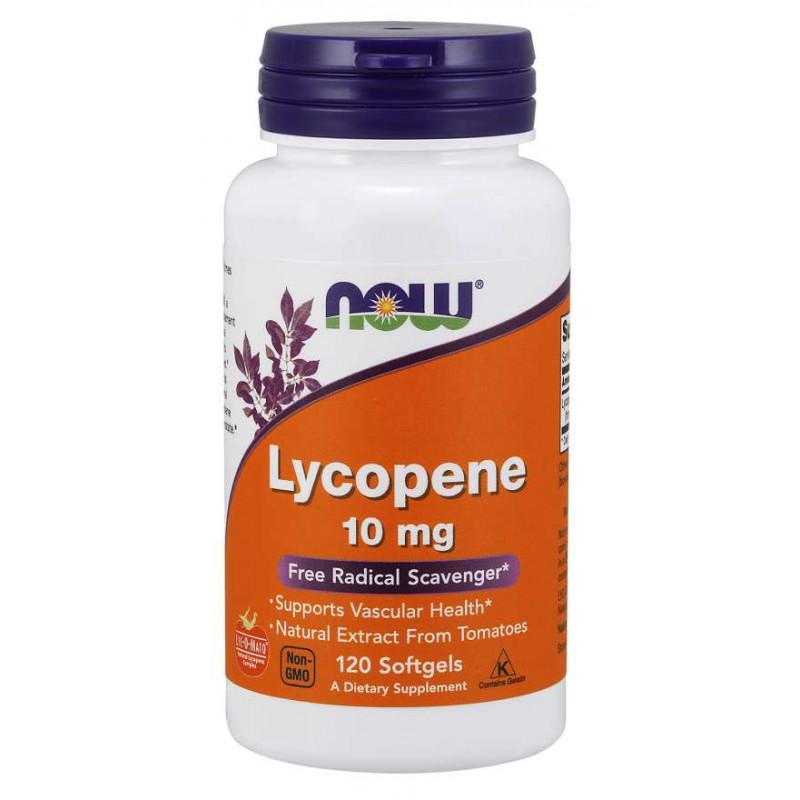 Lycopene 10 мг - 120 Дражета