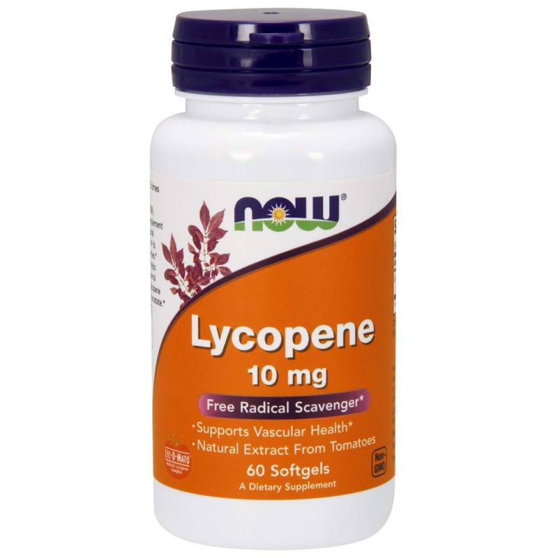 Lycopene 10 мг - 60 Дражета