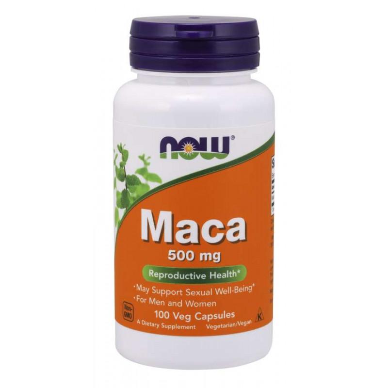 Maca (Мака) 500 мг - 100 Капсули