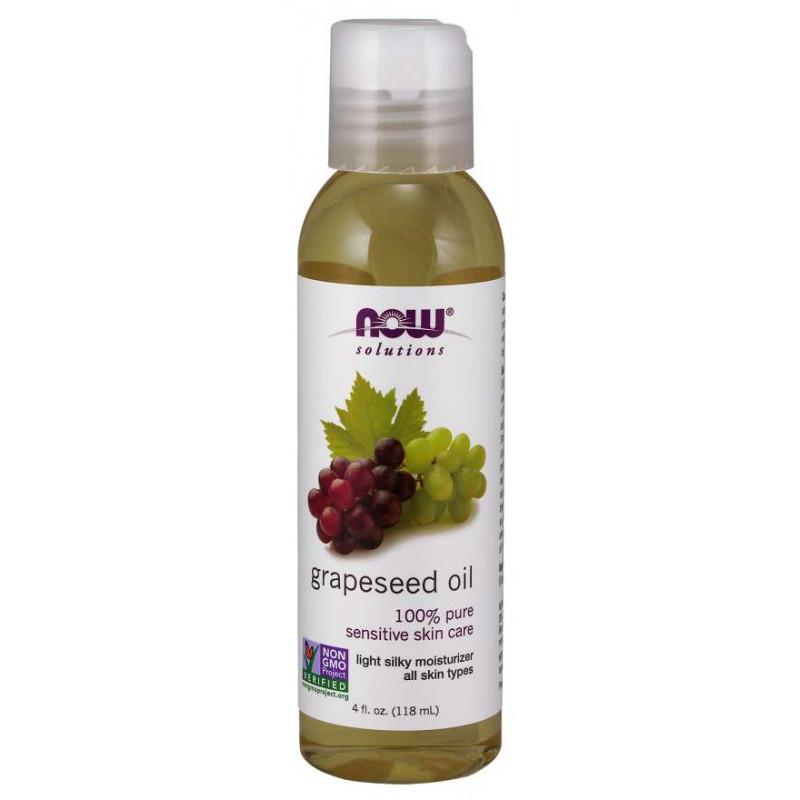 Масло от гроздови семки - GRAPESEED OIL - 118 ML