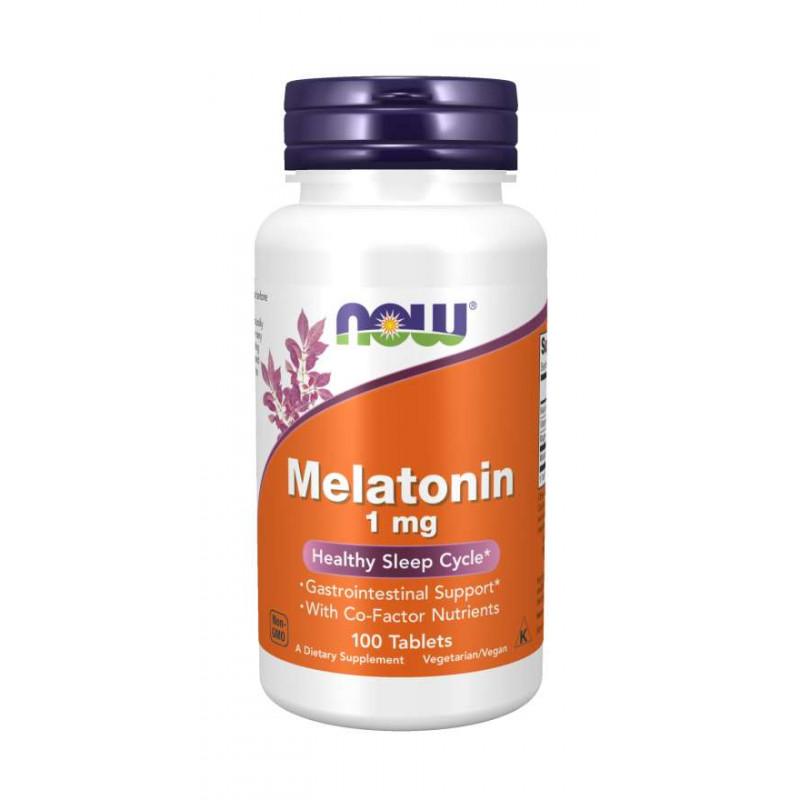 Melatonin 1 мг - 100 таблетки