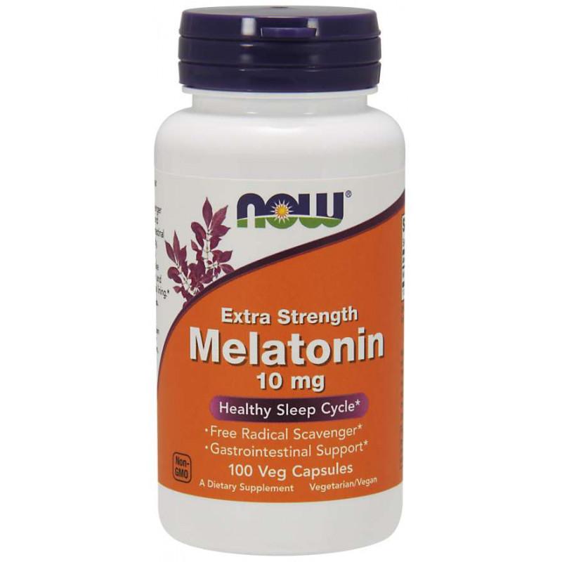 Melatonin 10 mg  - 100 капсули