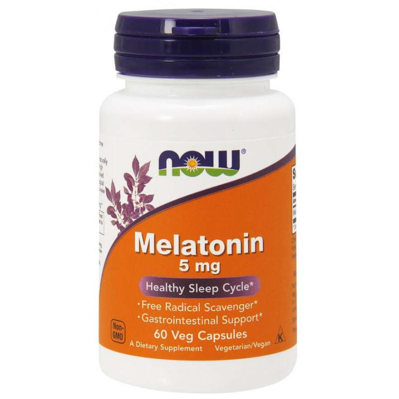 Melatonin 5 мг - 60 Капсули