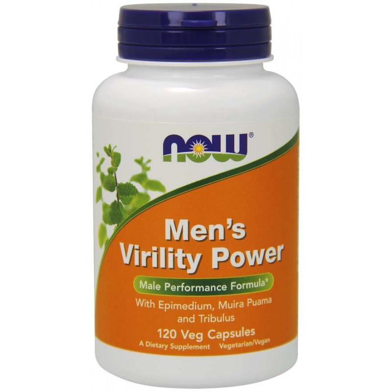 Men's Virility Power - 120 Капсули