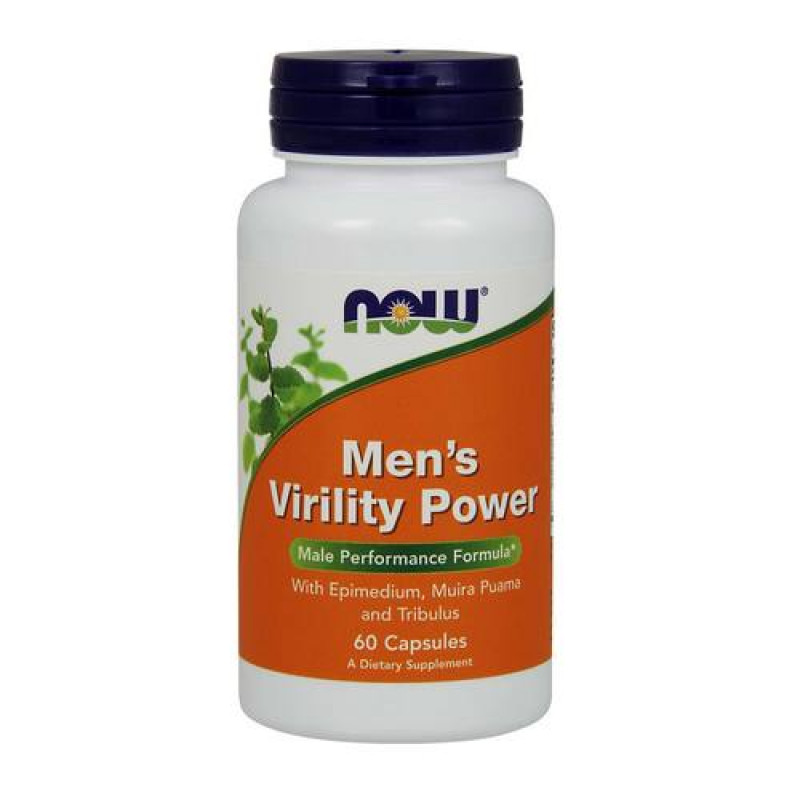 Men's Virility Power - 60 Капсули