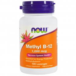 Methyl B-12 1000 мкг - 100 Дражета